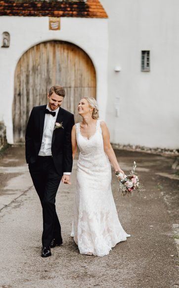 Hochzeit auf der schwäbischen Alb