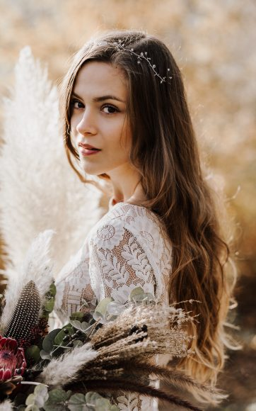 Autumn Bridal Inspiration Shooting